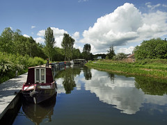 canal in the sky (kenny barker) Tags: canal falkirk scotland union