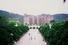 (hhnguyen88) Tags: olympusom1 fujichromevelvia50 velvia50 taiwan filmphotography taipei