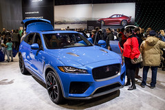 F-Pace SVR (Hertj94 Photography) Tags: jaguar f pace svr chicago auto show 2019 mccormick place illinois february canon t3