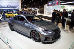RC-F Track Edition (Hertj94 Photography) Tags: lexus rc f track edition 2019 chicago auto show illinois february mccormick place canon t3