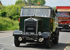 1954 Scammell 15MU OLU504 'Penny' (Stuart Axe) Tags: johncarter maldon essex uk england carterssteamfair fair historic showman showmen promenadepark ride rides fairground vintage history steam unitedkingdom gb greatbritain 1954 scammell 15mu olu504 truck trucks lorry lorries penny