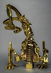 Suffering Builds Character 2017 (ianfichman) Tags: art artist artwork fineart sculpture sculptor photography photographer gallery museum artcollector people human metalart metalsculpture metalwork welding robot metal beautiful