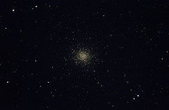 Messier 14 (sparticus_37) Tags: sky astrophotography messier starcluster globularcluster