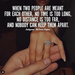 When two people are meant for each other (quotesoftheday) Tags: when two people meant for each other delivered by feed43 service