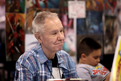 Gerry Conway (Gage Skidmore) Tags: gerry conway phoenix fan fusion 2019 comicon comic con convention center arizona