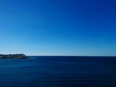 A very blue day, Sydney, Australia (runslikethewind83) Tags: bondi australia blue ocean sea pacific aussie oz view beauty oceania sydney color