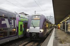 [SNCF] Z 24767/24768 + Z 24621/24622 (Benoît Farges) Tags: sncf z24500 z2476724768 annecy ter17944