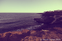 Tenerife - Las Galletas - Playa Amarilla (CATDvd) Tags: nikond7500 canaryislands illescanàries islascanarias tenerife espanya españa spain february2019 catdvd davidcomas httpwwwdavidcomasnet httpwwwflickrcomphotoscatdvd landscape paisaje paisatge acantilado acantilat cliff coast costa mar sea beach platja playa lasgalletas playaamarilla travelplanet flickrtravelaward ngc