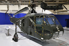 Sikorsky R-4B Hoverfly 1 (KL110) (Bri_J) Tags: rafmuseum hendon london uk museum airmuseum aviationmuseum nikon d7500 sikorsky r4 hoverfly kl110 helicopter wwii raf