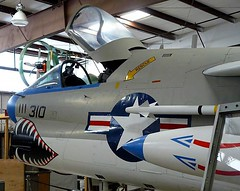 "A-7B Corsair II 00002 • <a style=""font-size:0.8em;"" href=""http://www.flickr.com/photos/81723459@N04/47948566457/"" target=""_blank"">View on Flickr</a>"