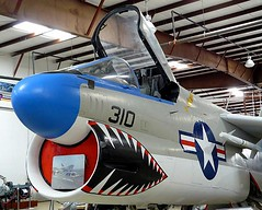 "A-7B Corsair II 00003 • <a style=""font-size:0.8em;"" href=""http://www.flickr.com/photos/81723459@N04/47948580328/"" target=""_blank"">View on Flickr</a>"