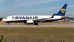 Ryanair EI-GDG 737-8AS EGCC 11.08.2018 (airplanes_uk) Tags: 11082018 737 737800 7378as aviation boeing egcc eigdg man manchesterairport planes ryanair