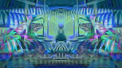 Mixed Reality 49 Treffen der Froesche im KoenigsPalast (wos---art) Tags: праздник frösche meeting treffen bildschichten realitymix herrscher royal königlich fest mirror spiegelsaal maskiert spalier zentral zentrum hochzeit wellness