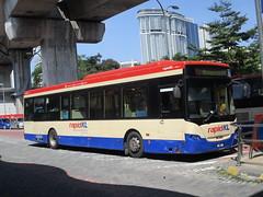 Man 18.280-WVE 4816 (Bryan789) Tags: manbus mana84 busesinmalaysia buses rapidkl malaysiabuses