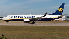 Ryanair EI-FOB 737-8AS EGCC 11.08.2018 (airplanes_uk) Tags: 11082018 737 737800 7378as aviation boeing egcc eifob man manchesterairport planes ryanair
