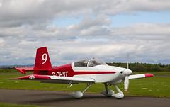 G-CHST RV-9, Scone (wwshack) Tags: egpt psl perth perthkinross perthairport perthshire rv9 scone sconeairport scotland gchst