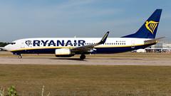 Ryanair EI-DYA 737-8AS EGCC 11.08.2018 (airplanes_uk) Tags: 11082018 737 737800 7378as aviation boeing egcc eidya man manchesterairport planes ryanair