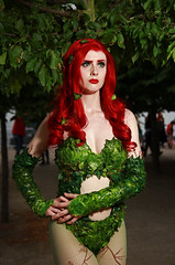 MCM London May 2019 Friday VII (Lee Nichols) Tags: mcmlondonmay2019friday canoneos600d cosplay cosplayers costume costumes comiccon photoshop londonexcel poisonivy dccomics batman gotham pinups pinupmodels mcm mcmcomiccon offcameraflash