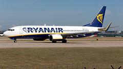Ryanair EI-DLJ 737-8AS EGCC 11.08.2018 (airplanes_uk) Tags: 11082018 737 737800 7378as aviation boeing egcc eidlj man manchesterairport planes ryanair
