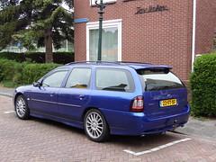 2000 Ford Mondeo 2.5 ST V6 Wagon (brizeehenri) Tags: ford mondeo st 2000 22ftxf brielle