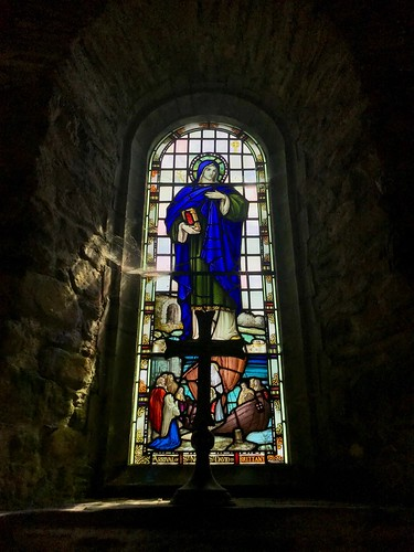 O-H 2019 visit - St Non's Chapel, St David's City, and back home for P's oh so good Toad in the Hole