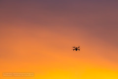 Drone in the sky at sunset, Phuket, Thailand (Phuketian.S) Tags: drone sunset sky dji mavic aerial landscape cloud phuket thailand дрон квадрокоптер небо закат пхукет таиланд природа nature outdoor phuketian color light
