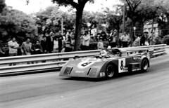 ABARTH OSELLA PA1-07 Juan Fernandez Circuit de Montjuich (Manolo Serrano Caso) Tags: abarth osella pa107 juan fernandez escuderiamontjuich circuit montjuich kms barcelona 1973 race car