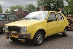 Renault 14 TL 2-1-1978 24-TX-57 (Fuego 81) Tags: 1978 24tx57 cwodlp onk sidecode3 ohohrenault 2019