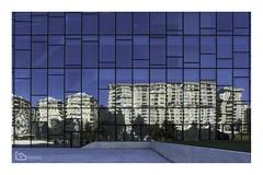 reflection (alamond) Tags: azerbaijan baku heydaraliyev culture glass reflection facade lines city canon 7d markii mkii llens ef 1740 f4 l usm alamond brane zalar architecture zahahadid skyline