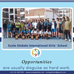 Ecoleglobale school (ecoleglobalschool) Tags: ecoleglobale achievements career boardingschool believe creativity dehradun education delhi edtech medal trophy winner competitions opportunity india hardwork tuesday girls girlsrising success challenge