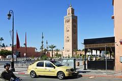Marrakech (Hendrik van Zeldenrust) Tags: marokko morocco maroc marrakech marrakesh hendrikvanzeldenrust vanzeldenrust zeldenrust koninkrijkmarokko northafrica royaumedumaroc moskee mosque moschee mosquée moslimkerk mezquita maghreb المغرب almaġrib lamosquéekoutoubia mosquéekoutoubia koutoubia