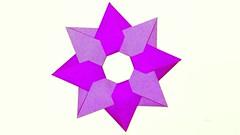 Origami Robin Star - How to Make a Paper Robin Star - Easy Tutorials (sanjidakhatun885) Tags: origami robin star how make paper easy tutorials
