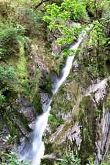 Falls on River Mynach (Afon Mynach), Devil's Bridge Gorge, Mid Wales (HighPeak92) Tags: waterfalls rivermynach afonmynach midwales gorges devilsbridgegorge devilsbridge canonpowershotsx700hs