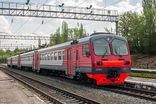 ЭД9М-0171, станция Елец ©  neu_zwei