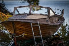 Vene (Karppa68) Tags: boat woodenboat puuvene kevät spring sigma150600contemporary sonya7ii sonya7mk2 suomi finland järvi lake ranta päijänne
