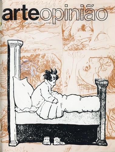Capa de revista | magazine cover | 1980s