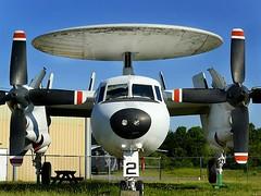 """Grumman E-2B Hawkeye 00002 • <a style=""""font-size:0.8em;"""" href=""""http://www.flickr.com/photos/81723459@N04/47950621101/"""" target=""""_blank"""">View on Flickr</a>"""