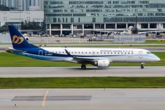 B-16822 (PlanePixNase) Tags: hkg vhhh hongkong cheplapkok airport aircraft planespotting embraer 195 e195 mandarin