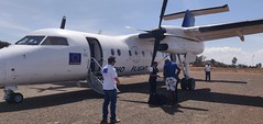 ECHO flight in action (EU Civil Protection and Humanitarian Aid Operation) Tags: echoflight plane airport aiddelivery transport logistics africa aidworker europeanunion europeancommission dgecho