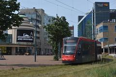 23.05.2019 (II); Europese Verkiezingen (chriswesterduin) Tags: htm tram strassenbahn avenio siemens stemmen europeseverkiezingen stembureau