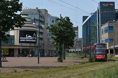 23.05.2019 (I); Europese Verkiezingen (chriswesterduin) Tags: htm tram strassenbahn avenio siemens stemmen europeseverkiezingen