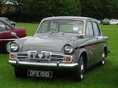 1966 Singer Gazelle (Neil's classics) Tags: vehicle 1966 singer gazelle car