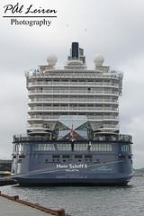 TUI Cruises - Mein Schiff 5 - Stavanger Harbour - 2019.05.24 (Pål Leiren) Tags: cruise ships cruiseships stavangerharbour stavanger harbour norway 2019 cruiseship vessel ship boat water sky sea ocean