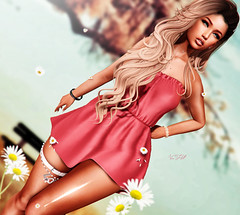 ◈№.706 - i'm the only one (Alica Jinx van Hell) Tags: vanilla bae maitreya catwa sl secondlife flower phoenix hair supernatural store girl
