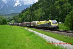 Cargoserv 1216 930 (Phil.Kn.) Tags: siemens taurus es64u4 1216 183 cargoserv stahlzug tauernbahn eisenbahn