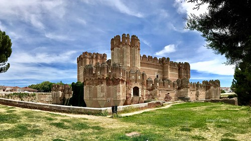 Castillo de Coca (1).