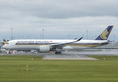 Singapore Airlines Airbus A350-941 9V-SMO (josh83680) Tags: manchesterairport manchester airport man egcc 9vsmo airbus airbusa350941 a350941 airbusa350900 a350900 singaporeairlines singapore airlines