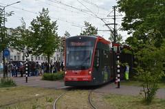 26.05.2019 (VIII); Oude tram en railvervanging (chriswesterduin) Tags: htm tram strassenbahn avenio siemens