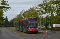 26.05.2019 (X); Oude tram en railvervanging (chriswesterduin) Tags: htm tram strassenbahn avenio siemens