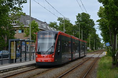 26.05.2019 (I); Oude tram en railvervanging (chriswesterduin) Tags: htm tram strassenbahn avenio siemens